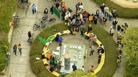 Eichplatz Aktionstag